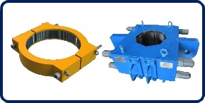 TENSA Gripper clamp, conductor gripper clamp, pipe-in- pipe clamp